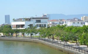 Bao nhiêu tiền một m2 đất ở khu Euro Village, nơi Giám đốc Công an Đà Nẵng có biệt thự?