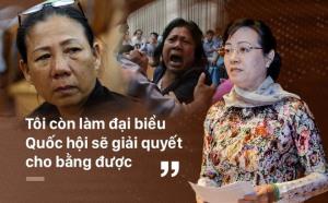 Những chia sẻ quặn thắt ruột gan của dân Thủ Thiêm với đại biểu quốc hội
