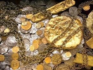 Tìm được tàu đắm chứa kho báu trị giá 385 nghìn tỷ đồng
