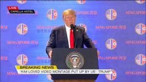 Ông Trump nói sẽ ngừng tập trận với Hàn Quốc, chiến tranh liên Triều sớm kết thúc