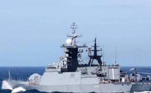 """Anh, Pháp """"trợ chiến"""" Mỹ ở Biển Đông mang thông điệp gì? Phong Vân   17/06/2018 11:35  3   Anh, Pháp """"trợ chiến"""" Mỹ ở Biển Đông mang thông điệp gì? Tàu hộ vệ HMS Sutherland của hải quân hoàng gia Anh. Ảnh: Mil. Anh và Pháp đang tăng cường hiện diện quân s"""