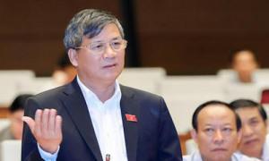 Đại biểu Quốc hội: 'Luật chống tham nhũng có lỗ hổng thì củi khó vào lò'