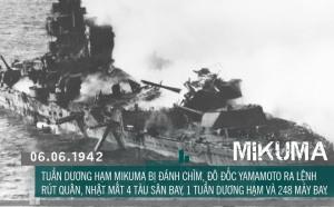 Định nhử đội tàu sân bay Mỹ vào bẫy tiêu diệt, Hải quân Đế quốc Nhật chuốc thất bại ê chề