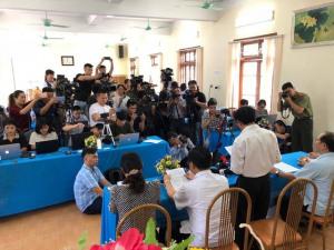 Vụ sai phạm thi THPT quốc gia ở Sơn La: Phó Giám đốc Sở cùng 4 cán bộ có liên quan
