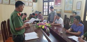 Khởi tố, bắt tạm giam người trực tiếp nâng điểm thi ở Hà Giang
