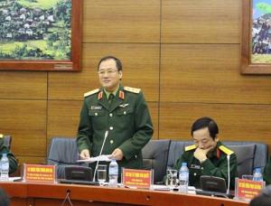 Đề nghị kỷ luật Thượng tướng Phương Minh Hòa