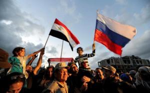 Nga sắp đẩy bật hoàn toàn Mỹ ra khỏi khu vực Trung Đôn
