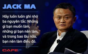 Ẩn đằng sau từ chức của Jack Ma...