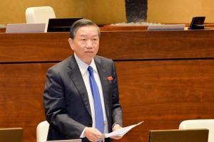 """Bộ trưởng Tô Lâm nói về vụ """"anh thợ điện đổi 100 USD bị phạt 90 triệu đồng"""""""