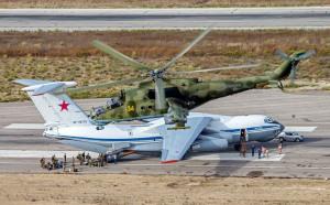 """Không quân Nga ồ ạt sang Syria: """"Xuất quỷ nhập thần"""", Mỹ-NATO bàng hoàng, sửng sốt!"""