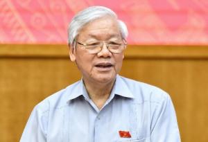 Suy nghĩ gì trước ngày TBT Nguyễn Phú Trọng được bầu làm Chủ tịch nước?