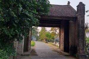 Mê mẩn với ngôi làng yên bình giữa Thủ đô hoa lệ