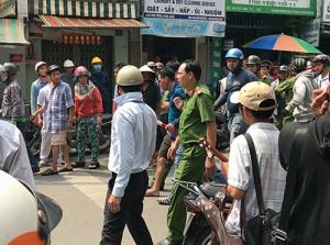 Hai cảnh sát ở TP HCM bị bắt với cáo buộc dùng nhục hình