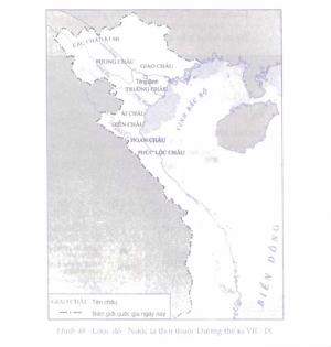 Nhà Đường phải cử 10 vạn quân sang đánh mới khuất phục nổi 'Vua Đen' nước Việt