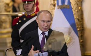 """Từ chối trả tàu, trả người, TT Putin cảnh báo """"ớn lạnh"""" Kiev: Chiến tranh sẽ còn tiếp diễn"""
