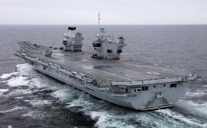 Anh nói đưa tàu sân bay tới biển Đông, tướng TQ mỉa mai: London sau Brexit sao lại giống phượng hoàng trụi lông vậy?