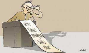 """Vì sao ông Chủ tịch UBND TP HCM thốt lên """"… xấu hổ quá!""""?"""