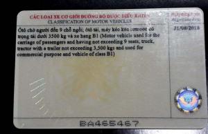 Mất bằng lái xe phải thi lại: Không có căn cứ pháp lý!