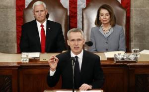 """Phát biểu """"vuốt mặt chẳng nể mũi"""", Phó TT Mỹ cho thấy Nato như """"bại liệt"""" toàn thân nếu không có Mỹ"""
