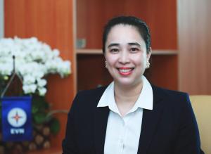 Bà Đỗ Nguyệt Ánh trở thành nữ Tổng Giám đốc đầu tiên trong lịch sử ngành điện