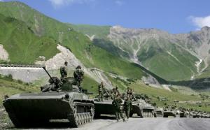 """Làn sóng chống Nga nóng rực ở Gruzia, Moskva có """"dám"""" động binh như năm 2008?"""
