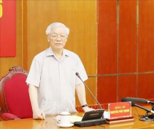 Tổng Bí thư: 6 tháng kỷ luật 13 cán bộ cấp cao diện Bộ Chính trị, Ban Bí thư quản lý