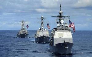 Biển Đông: Tương quan sức mạnh Mỹ - Trung Quốc