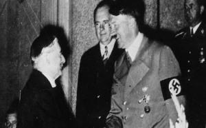 Bí ẩn cuộc mặc cả đen tối gây Thế chiến 2