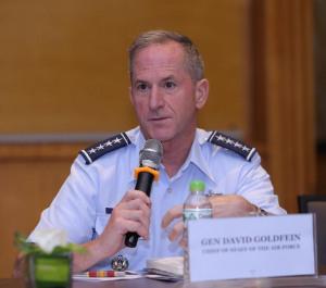 2 Đại tướng Mỹ nói gì việc Trung Quốc xâm phạm biển Việt Nam?