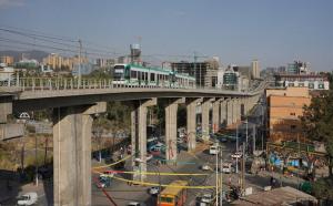 """Dự án đường sắt Cát Linh - Hà Đông """"nhìn"""" từ thủ đô của Ethiopia"""
