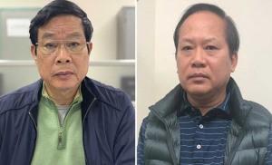 Bốn cựu lãnh đạo Bộ TT&TT và MobiFone nhận hối lộ hơn 6 triệu USD của cựu Chủ tịch AVG
