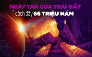 'Nhân chứng' ngày thảm khốc bậc nhất lịch sử Trái Đất: Sự sống bị hủy diệt rất khủng khiếp
