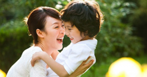 Trẻ có xuất sắc hay không phụ thuộc vào tính cách người mẹ