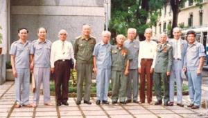 """Đại tá tình báo Trần Hiệu, nguyên Phó Viện trưởng VKSNDTC, trợ thủ đắc lực của Viện trưởng VKSNDTC Hoàng Quốc Việt     Hiến pháp năm 1959 có quy định hệ thống cơ quan Viện kiểm sát nhân dân, có chức năng """"Kiểm sát việc tuân theo pháp luật của các cơ quan"""